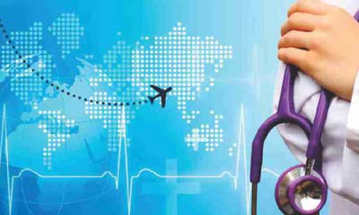 Health tourism Services in India