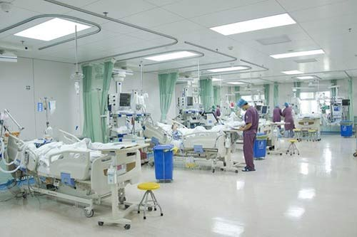 Frontier Lifeline Multi-Speciality Hospital in Chennai