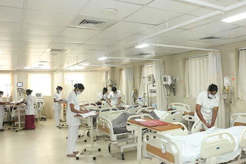 Lourdes Hospital in Kochi