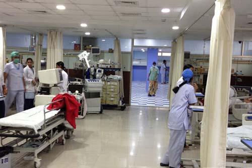 S.R Kalla Memorial Gastro hospital, Jaipur Doctors list