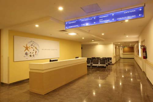 Manipal Multi-Speciality Hospital in Dona Paula Goa,