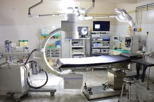LG Hospital in Maharani Peta