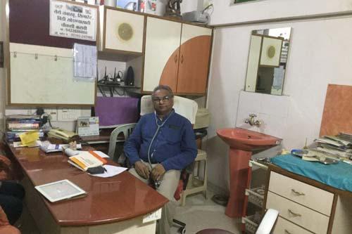 Raghoji Ent & Maternity Hospital in Raviwar Peth, Solapur