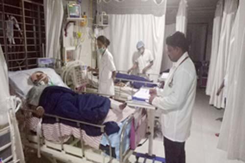 Life Multispecialty Hospital & Trauma Center Test Tube Baby