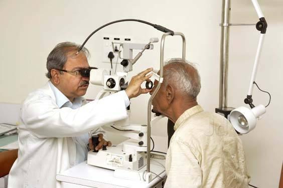 Retina Speciality Hospital in Vijay Nagar, Indore