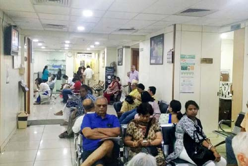 Shroff Eye Hospital & Lasik Centre in Mumbai OPD charges