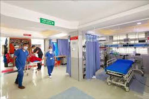 PRS Hospital Thiruvananthapuram Reviews