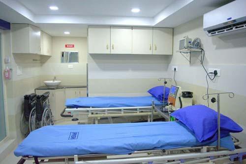 PRS Hospital Thiruvananthapuram OPD charges