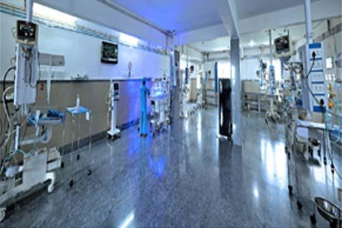 Rani Hospital and research centre in Bariatu, Ranchi