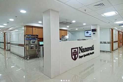 Nanavati Super Speciality Hospital OPD cost