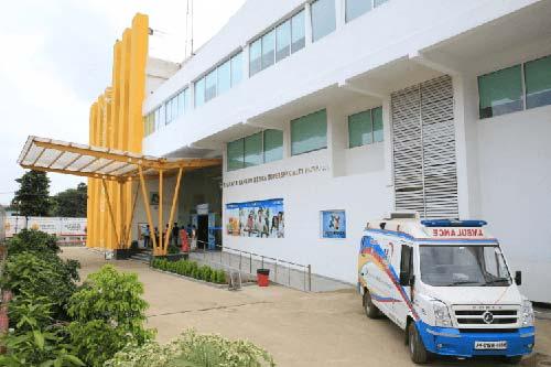 R.P.S Hospital Bariatu Ranchi Reviews