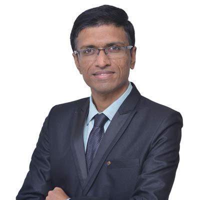 Dr. Nikunj Patel in Rajkot