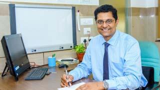 Dr. Deepak Rai in Mangalore