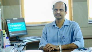 Dr. Mithun H. K in Mangalore