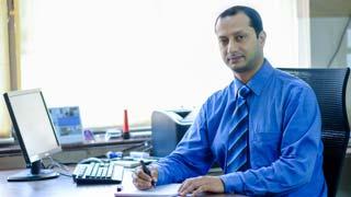 Dr. Jeevan Pereira in Mangalore