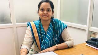 Dr. Rashmi Nayak in Mangalore