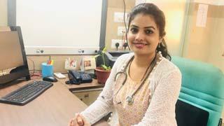 Dr. Monisha Naik V in Mangalore