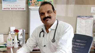 Dr. Shivaram Rai in Mangalore