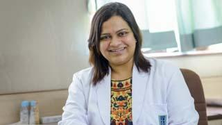 Dr. Akshatha C. Alva in Mangalore