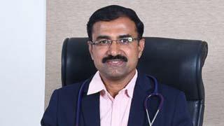 Dr. Bhaskar Patil in Solapur