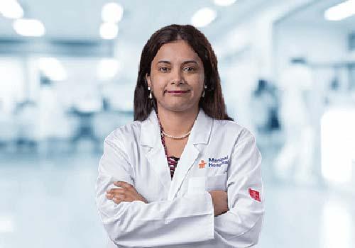 Dr. Sophia Rodrigues in Goa