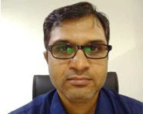 Dr. Rakesh Vadher in Ahmedabad