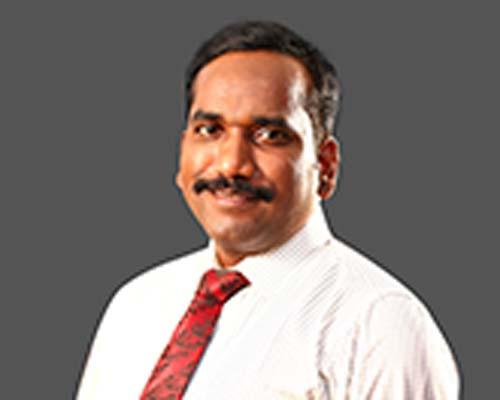 Dr. R. Punitha Kumar in Thanjavur