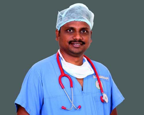 Dr. V. Vasantha Kumar in Thanjavur