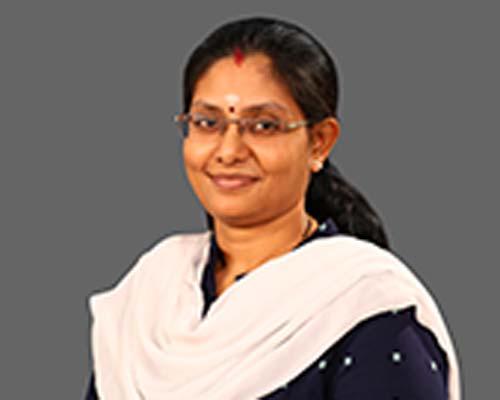 Dr. M. Shalini in Thanjavur