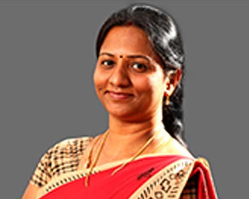 Dr. G. Shashikala in Thanjavur