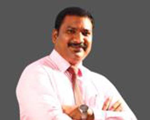 Dr. V. Senthilkumar in Thanjavur