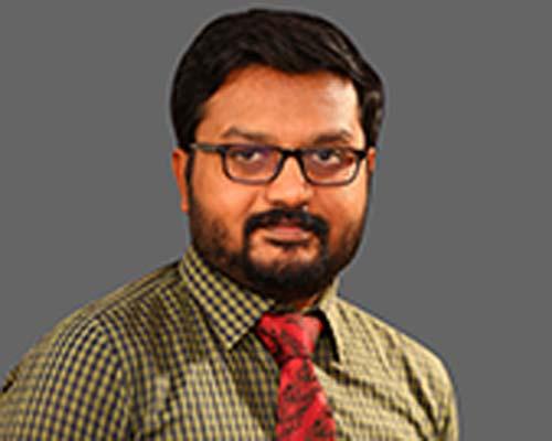 Dr. S. Shanmuga Jayanthan in Thanjavur