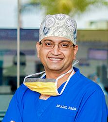 Dr. Dr. Adil Sadiq in Bangalore