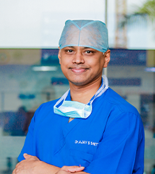 Dr. Dr. Ajay S Shetty in Bangalore
