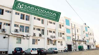 Sarvodaya Multispeciality & Cancer Hospital