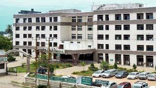 A.G. Padmavati's Hospital Ltd