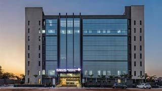 SMVS Swaminarayan Hospital